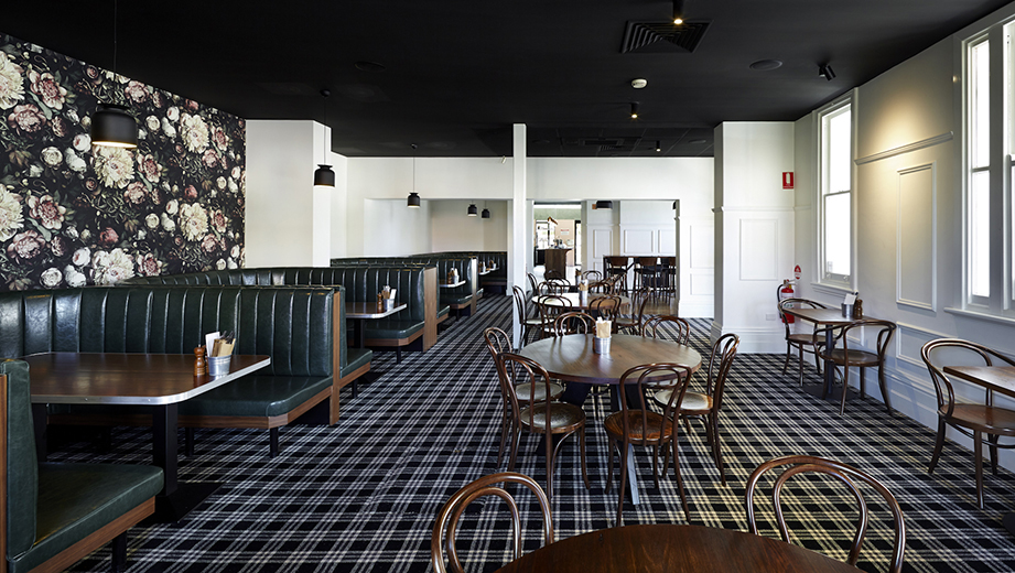 The Tower Hotel Adelaide by KP Architects
