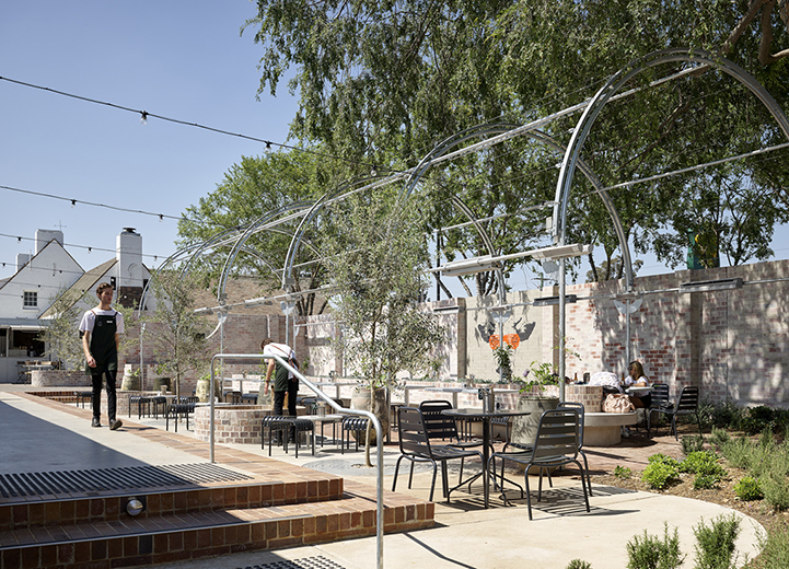 Camden Valley Hotel by KPArchitects